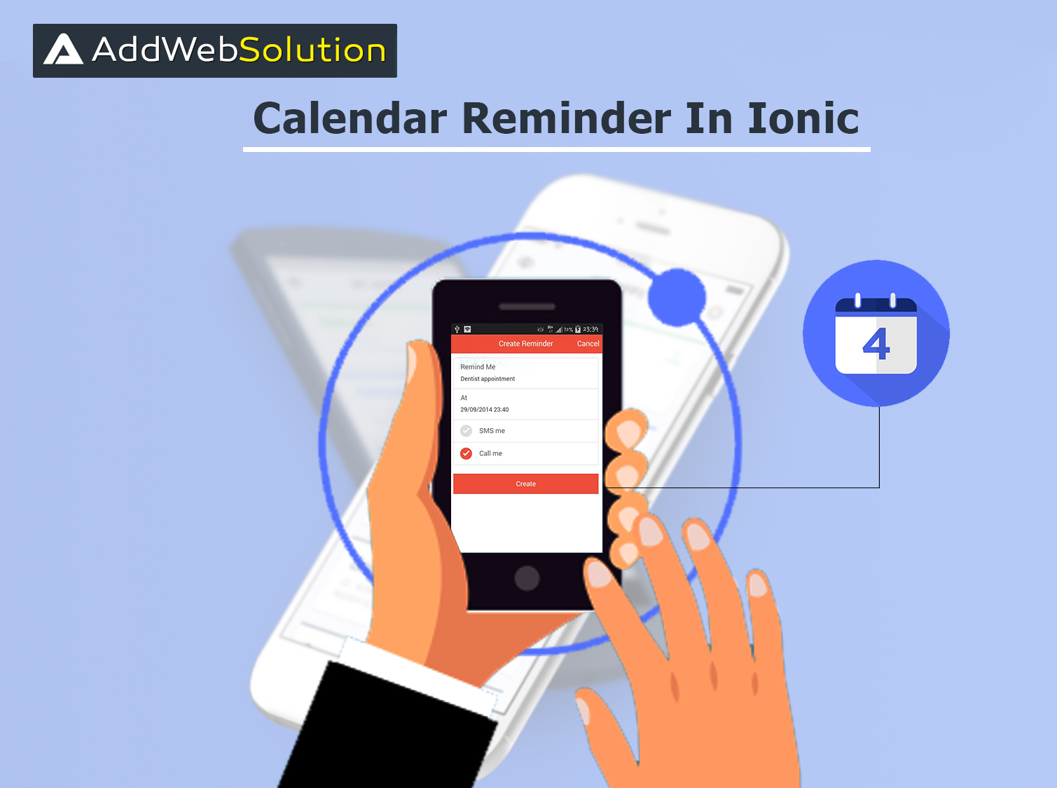 How to Add Reminder in Ionic 2