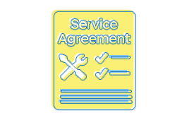 Retained service agreement
