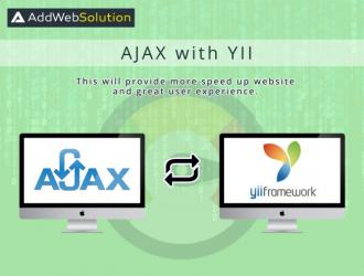 Use AJAX With Yii 1.1