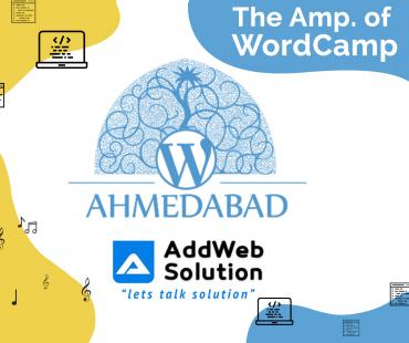 AddWeb Solution - Bronze Sponsor at WordCamp Ahmedabad 2019