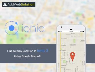 Ionic 3 Using Google Map API