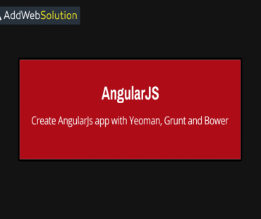 AngularJs app with Yeoman